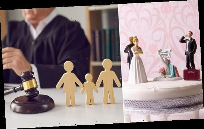 Barrister's wife reveals marriage as lawyers' dating app launches