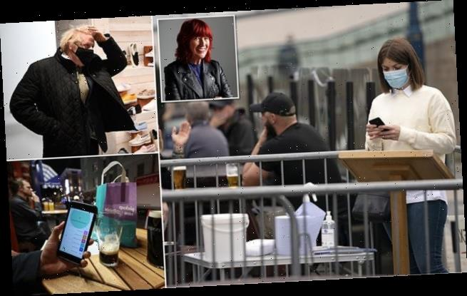 JANET STREET-PORTER: Don't expect to have any fun at the pub on Monday