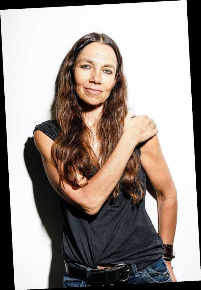 Justine Bateman Wants You to Stop Worrying About Your Face