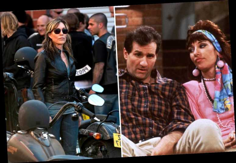 What TV shows and movies has Katey Sagal been in?