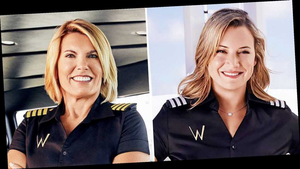 Below Deck Med's Hannah Ferrier and Captain Sandy Face Off on Exit Drama