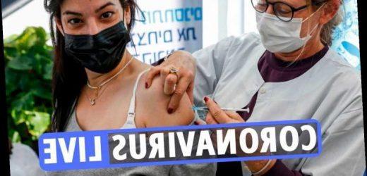 Coronavirus UK news update – Vaccine passport trials to start 'next month' as Boris Johnson faces rebellion