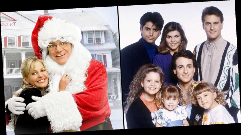 From 'Full House' to Hallmark! Candace Cameron Bure Through the Years