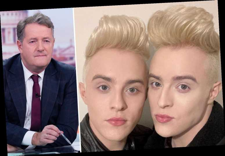Piers Morgan blocks Jedward in X Factor row over Little Mix comments