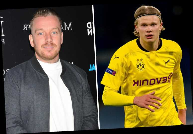 Man Utd 'not good enough' to attract Erling Haaland as O'Hara questions why Dortmund star would ever make transfer