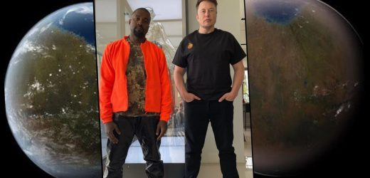 When Elon Met Kanye: A Look At Their Unexpected Friendship