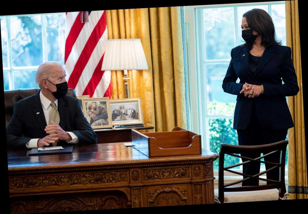 Republicans to Biden, Harris: 'Get some backbone' and tour the border