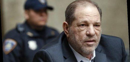 Harvey Weinstein's lawyers appeal rape conviction, blame 'cavalier' judge