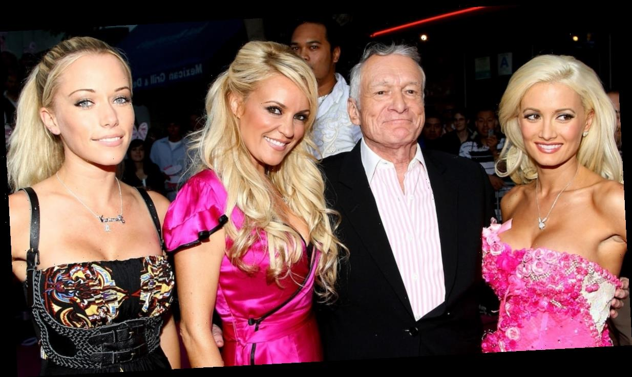 Holly Madison Details Sex with Hugh Hefner, How He 'Lashed Out' at Her & Tension at the Mansion