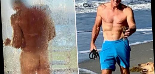 Greg Norman can't stop posting revealing photos on Instagram