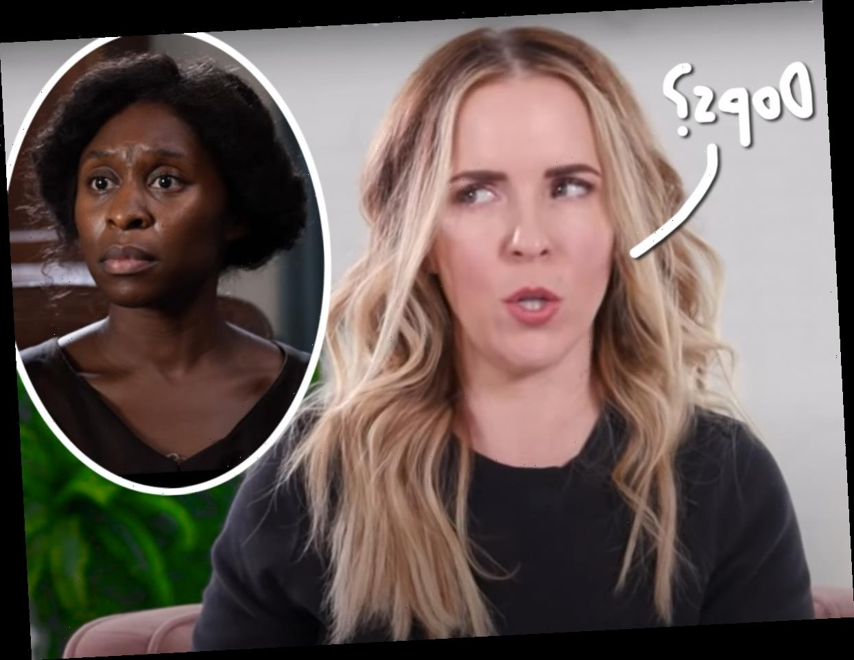 Girl Wash Your Face Author Rachel Hollis Responds To Privilege Backlash By Comparing Herself To Harriet Tubman!