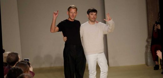Designer Paul Andrew steps down from Ferragamo as luxury fashion industry struggles