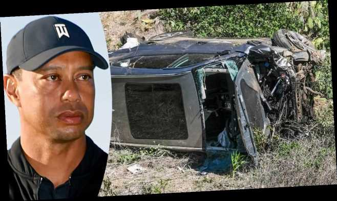 Tiger Woods' crash report reveals police found empty pill bottle, golfer thought he was in Florida