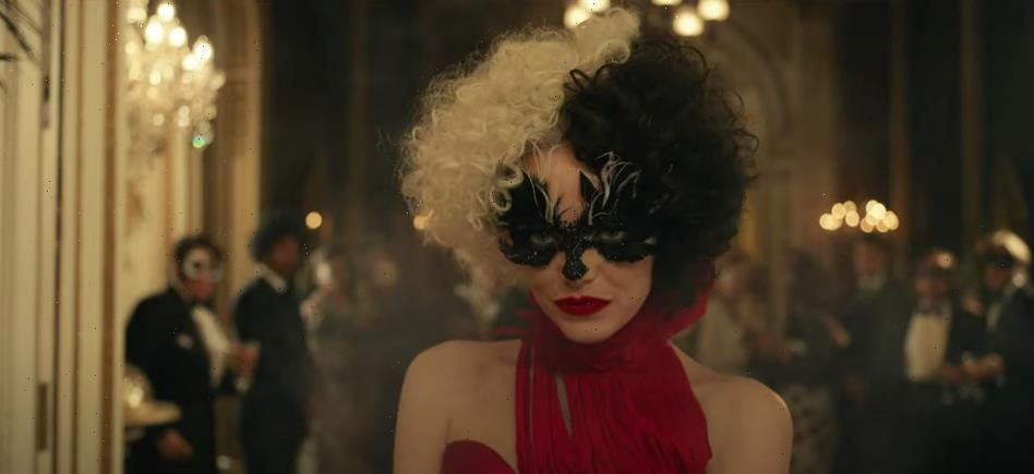 'Cruella' Clip: Emma Stone Crashes Emma Thompson's Party