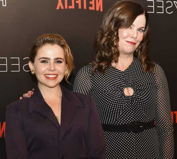 'Good Girls': Mae Whitman Says Lauren Graham Helped Her Prepare for the Role of Annie