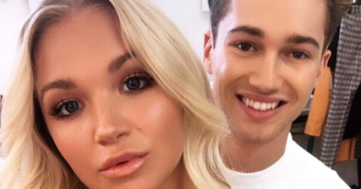 AJ Pritchard's girlfriend says horror accident put strain on relationship