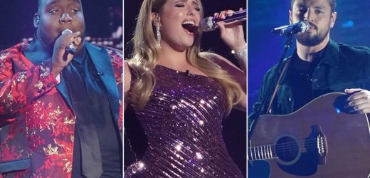 American Idol Finale: Star-Studded Lineup Crowns Season 19 Winner — Was It Chayce, Grace or WIllie?