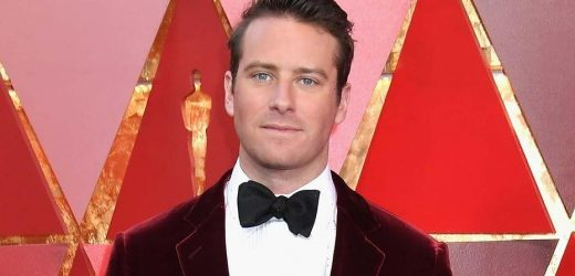 Armie Hammer dating a dental hygienist in Cayman Islands amid rape accusations: report