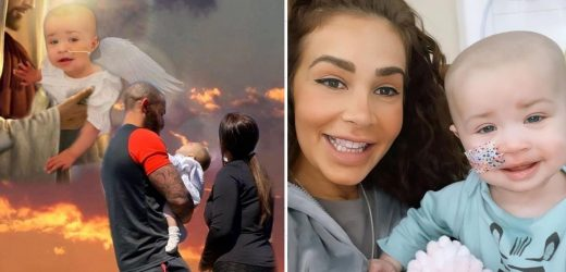 Azaylia Cain's mum Safiyya says she's 'drowning in pain and can't get out of bed' to plan daughter's funeral with Ashley