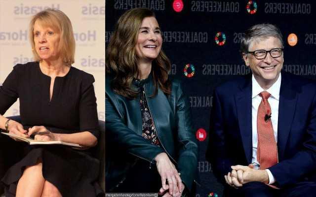 Bill Gates Still Seeing Ex Ann Winblad While Married to Melinda