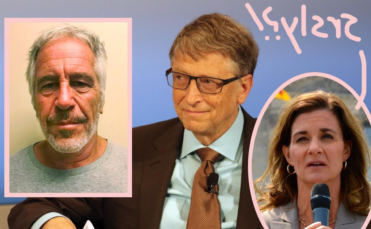 Bill Gates Was Friendly With Jeffrey Epstein – And It HAUNTED Melinda!