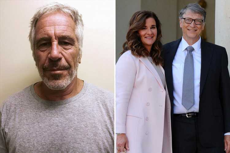 Bill Gates 'ended uncomfortably close' relationship with Jeffrey Epstein after paedo creeped out Melinda at NY mansion