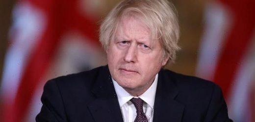Boris Johnson threatens to suspend checks on goods crossing Irish Sea