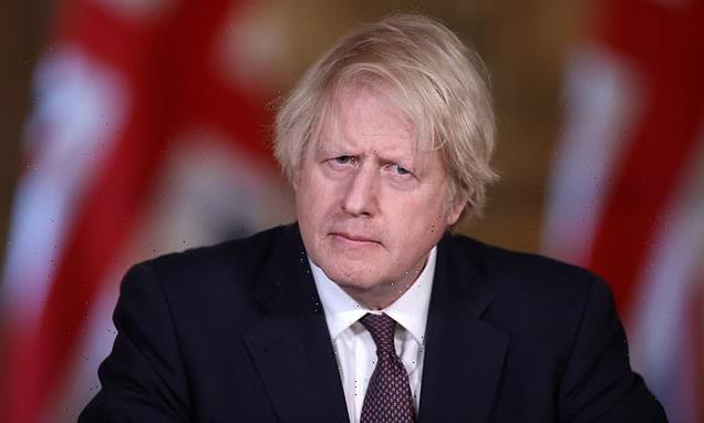 Boris Johnson threatens to suspend checks on goods crossing Irish Sea