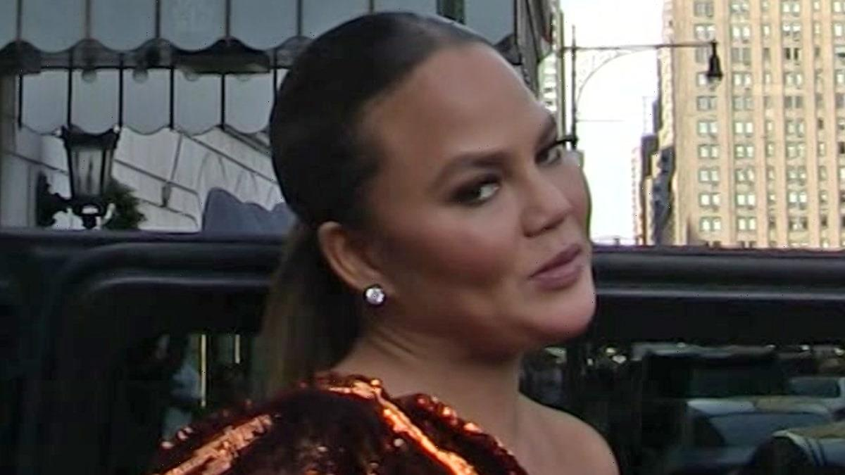 Chrissy Teigen Says She Left Twitter Because It's Too Negative