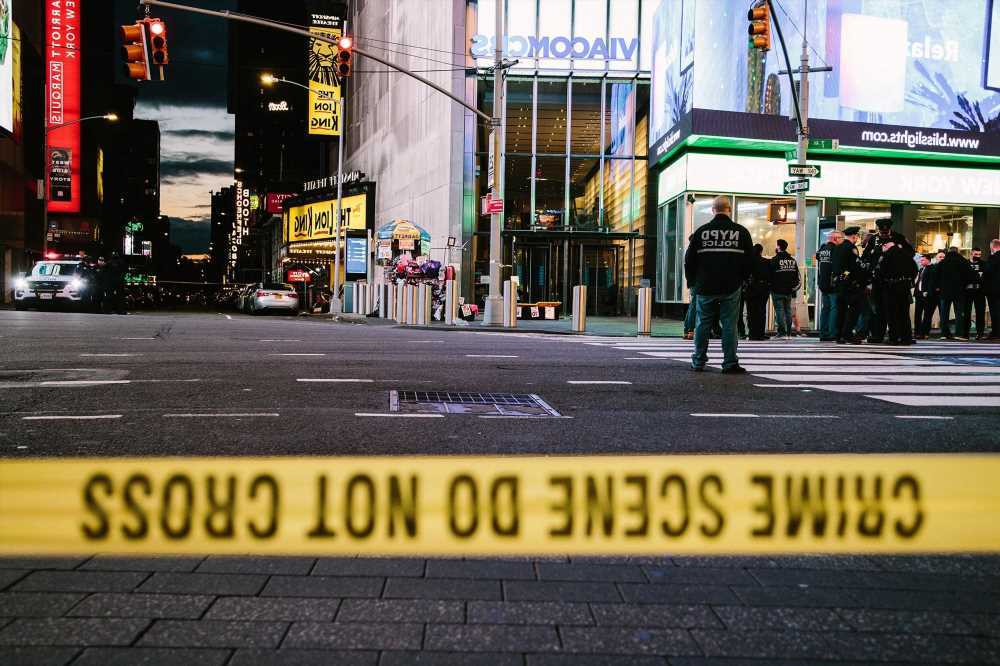 Cost of left's anti-anti-crime folly: 4-year-old shot in Times Square