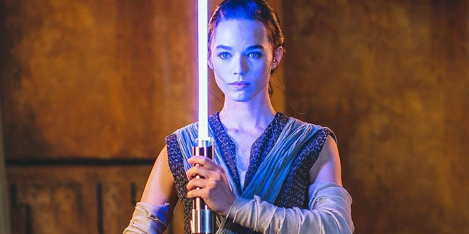 """Disney Is Now Developing """"Real"""" Lightsabers"""