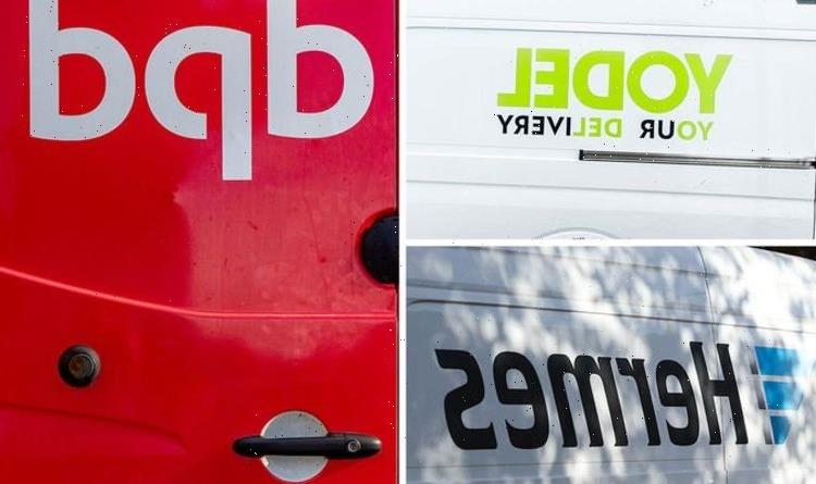 Does Hermes, DPD and Yodel deliver on bank holidays?