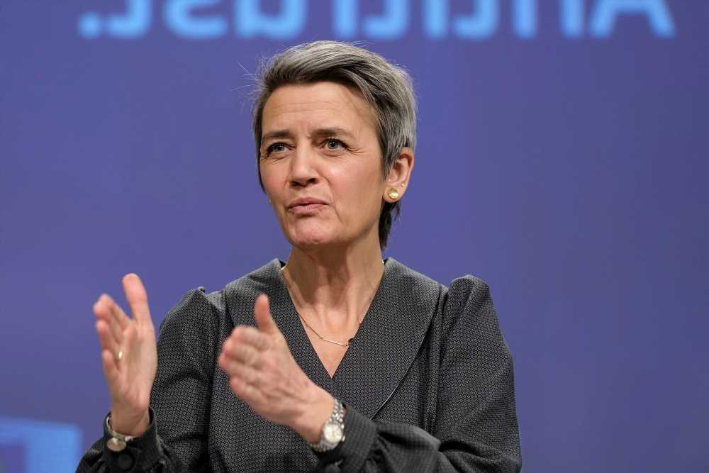 EU accuses Apple of antitrust breach following Spotify complaint