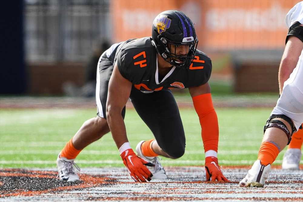 Elerson Smith is Giants' next hope to break their NFL Draft pass-rusher jinx