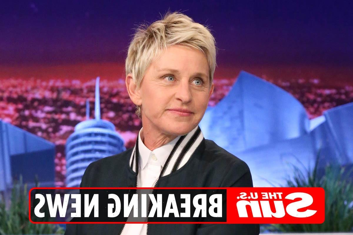 Ellen DeGeneres 'to QUIT her talk show after 18 seasons' following 'toxic' workplace claims and sinking ratings