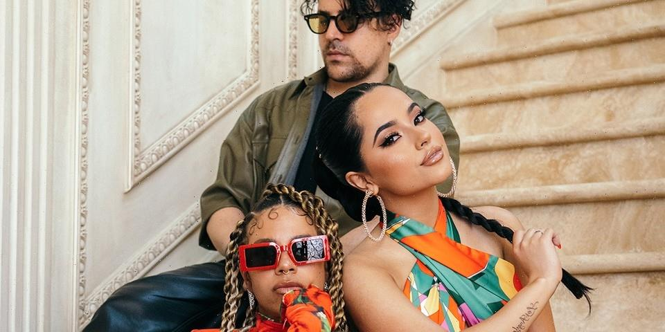 """Emotional Oranges and Becky G Release Music Video for """"Down to Miami"""""""