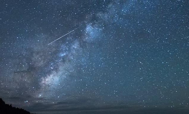 Eta Aquarids Meteor Shower will peak on Thursday night