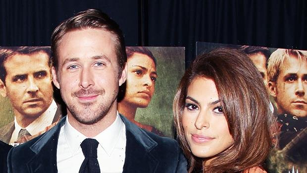 Eva Mendes Reminisces about Meeting Ryan Gosling 10 Years Ago With Rare Throwback Pic
