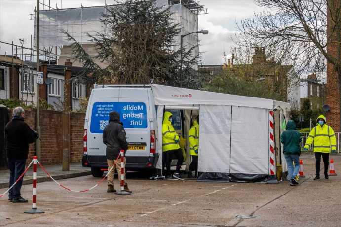 First surge testing to catch cases of Indian variant deployed in part of UK