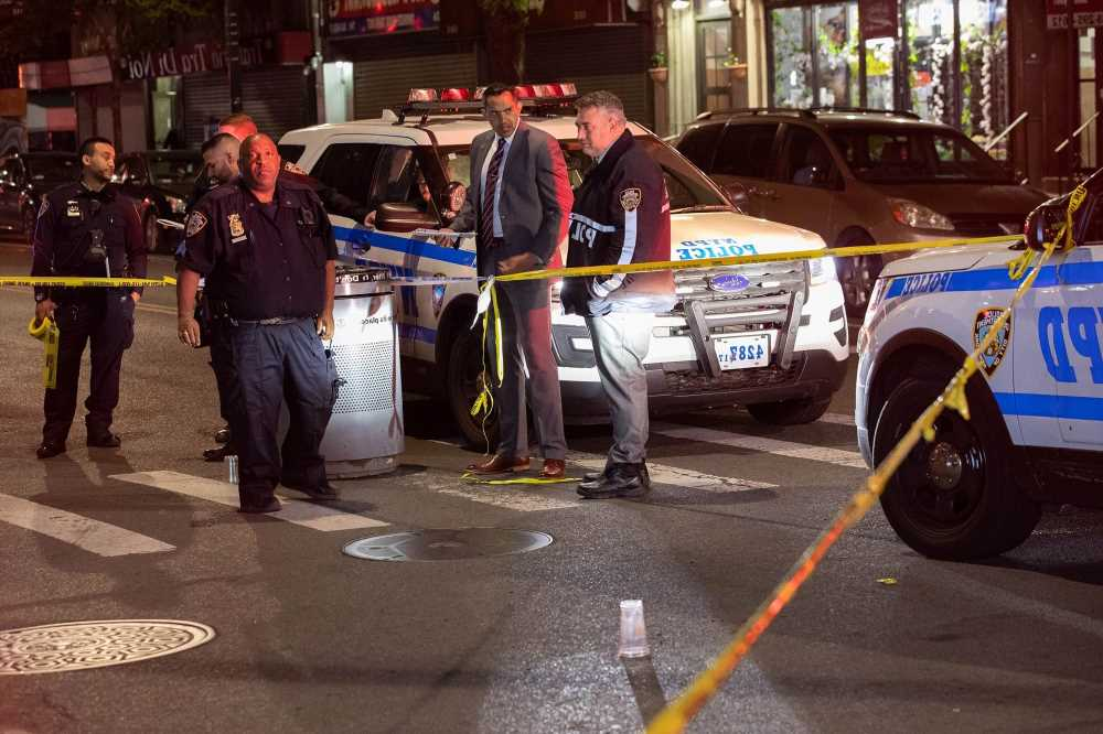 Four shot, one fatally, overnight in Brooklyn, the Bronx: cops