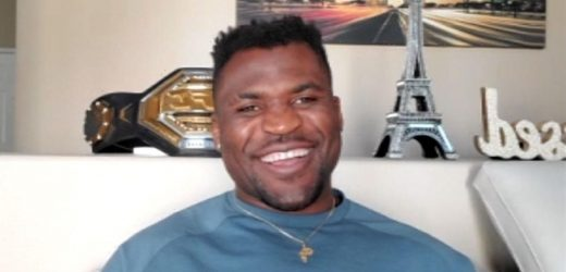 Francis Ngannou Says He Wants To Box Tyson Fury, Boxing's My 1st Love