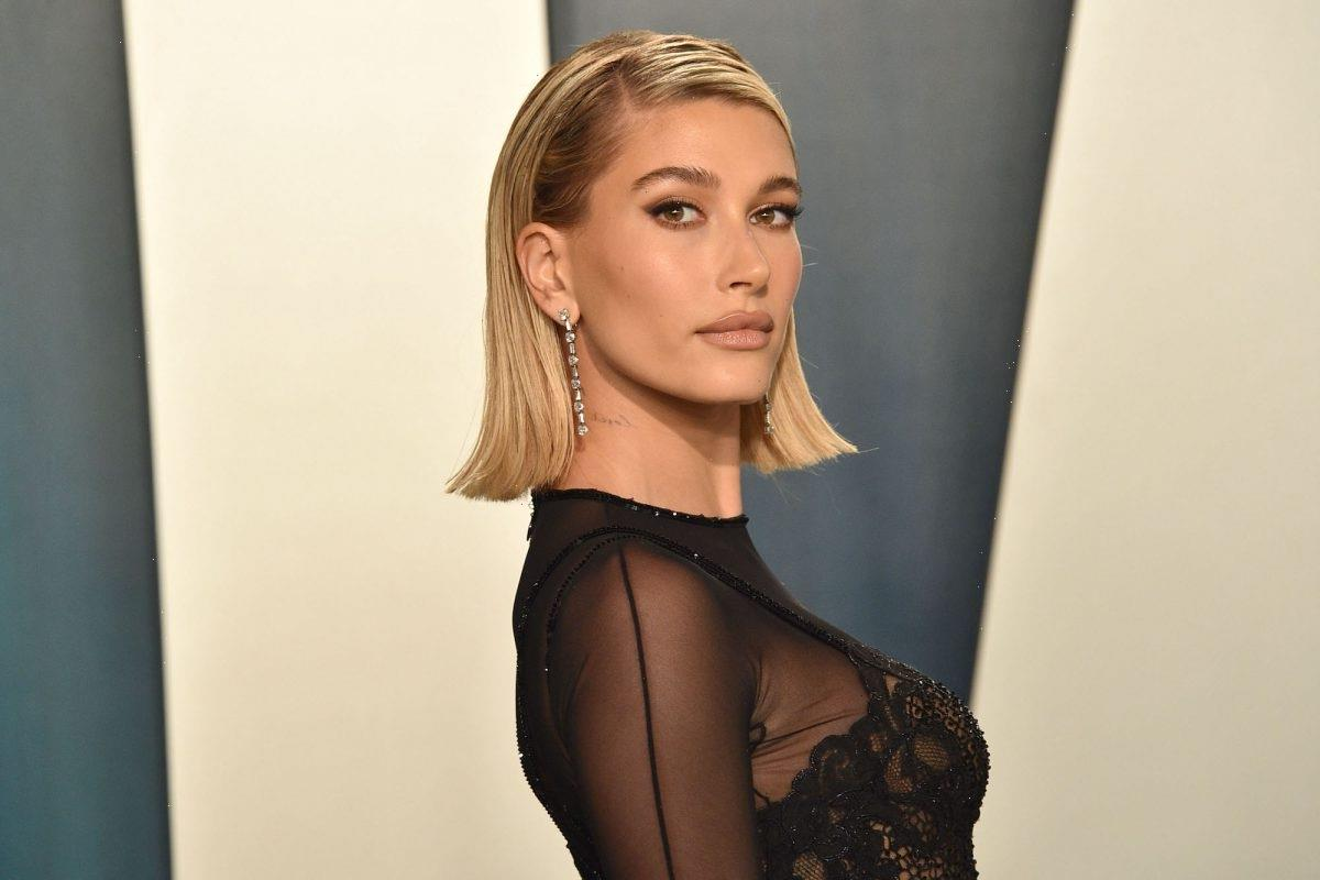 Hailey Bieber Reveals Her Social Media Rule That Keeps Her From Going Down a 'Dark Hole'