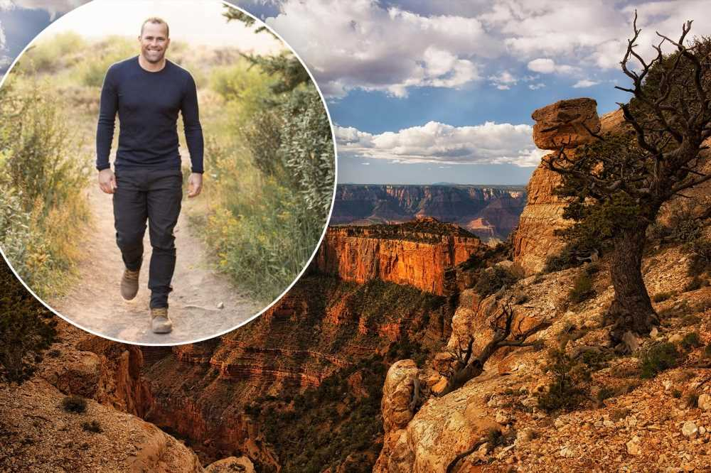 Health care exec charged for huge Grand Canyon hike that flouted COVID rules