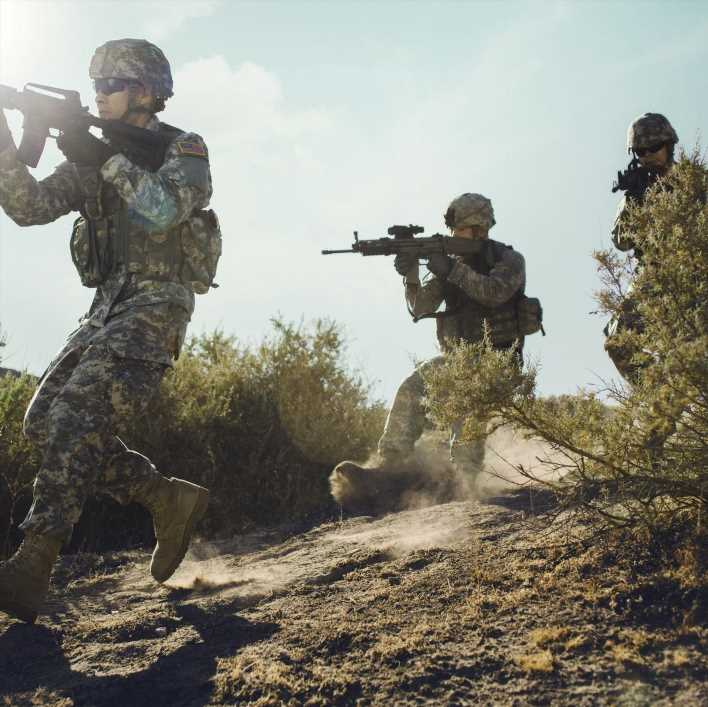 Here's What It Takes to Join Britain's Elite Special Air Service