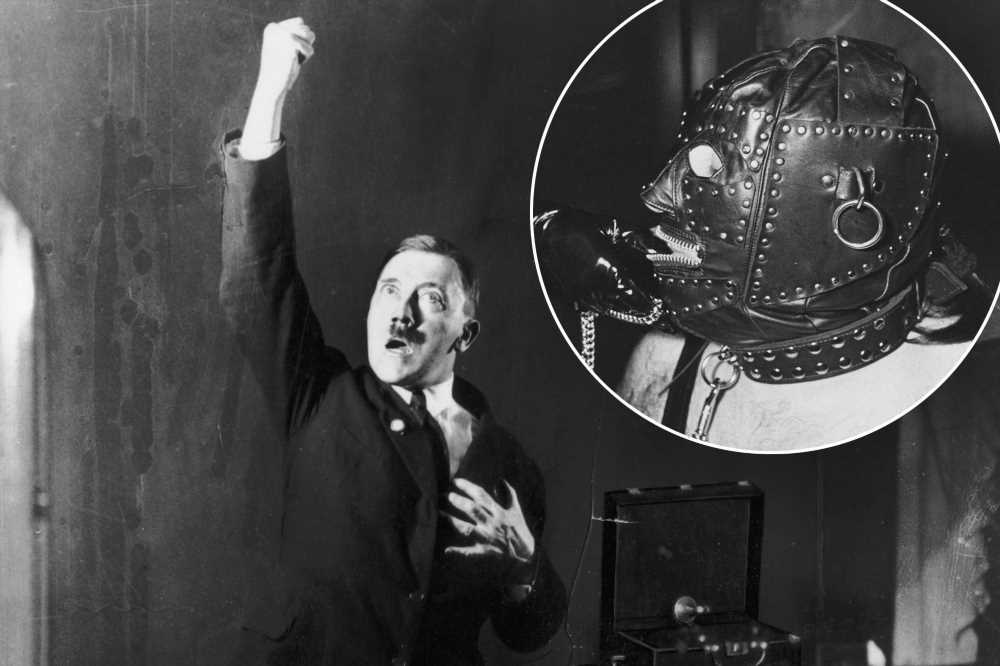 Hitler's sex life included S&M and incest, documentary claims