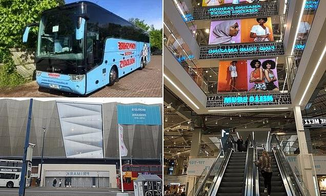 Holiday firm offers shoppers coach trips to world's biggest Primark