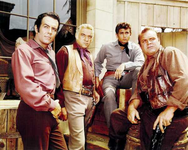 How 'Bonanza' Handled Several Actors Starting to Lose Their Hair