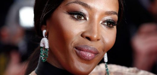 Inside Naomi Campbell's Big Announcement