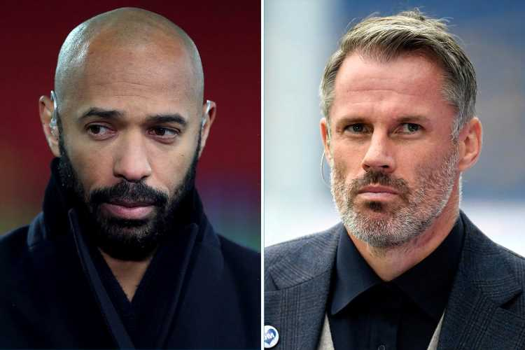 Jamie Carragher and Thierry Henry pick their next six Premier League Hall of Fame inductees and agree on three legends
