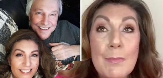 Jane McDonald breaks silence after fiancé's death as she aims to enjoy life amid heartache